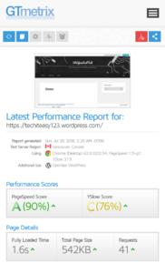gtmetrix.com - Most useful website 11