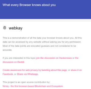 webkay.robinlinus.com - Most useful website 14