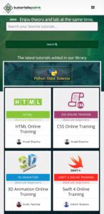 www.tutorialspoint.com - Most useful website 8