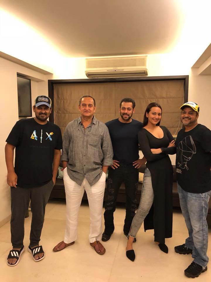 Salman Khan and 4 other people