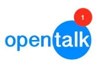Open Talk App Logo