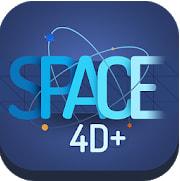 Space 4D+ app logo