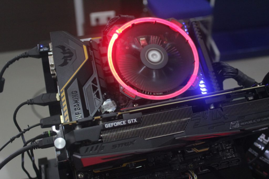 Graphics Processing Unit - The fifth priority after operating system to consider under a laptop buying guide