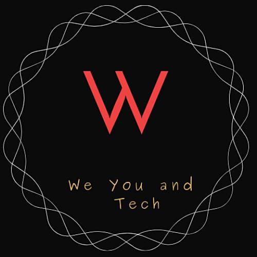 We You and Tech logo