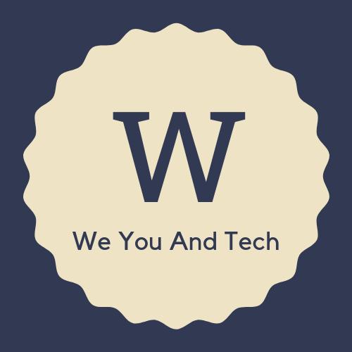 WeYouAndTech Logo